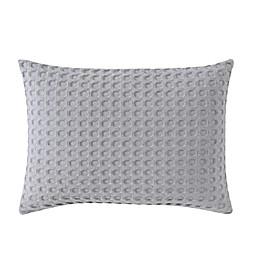Wamsutta Logan Oblong Throw Pillow in Grey