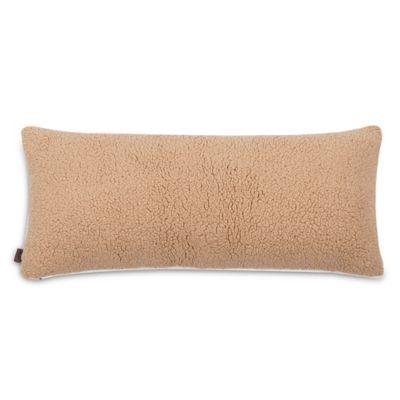 Ugg 174 Classic Sherpa Bolster Throw Pillow Bed Bath Amp Beyond