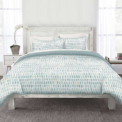 Canadian Living Geometric Coverlet Set