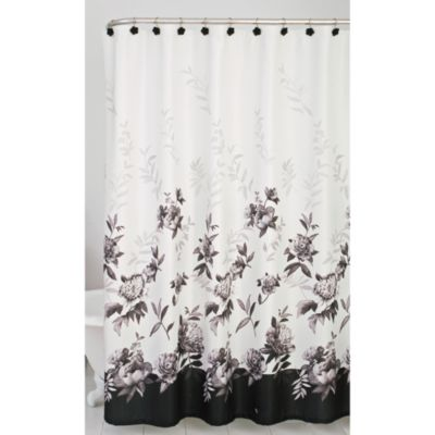 Lenox 174 Moonlit Garden Shower Curtain Bed Bath Amp Beyond