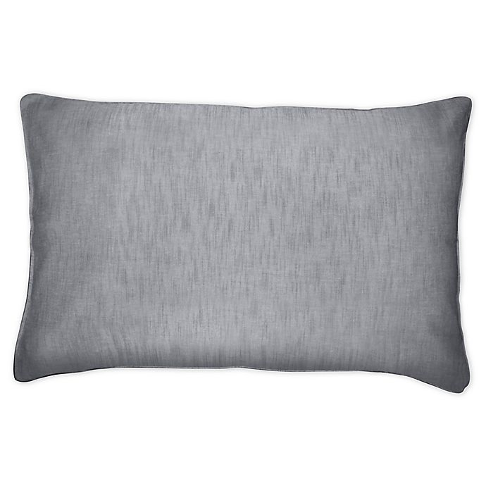 Alternate image 1 for Canadian Living Chambray Pillow Sham