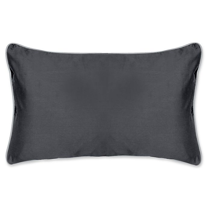 Alternate image 1 for Canadian Living Solid 250-Thread-Count Reversible Standard/Queen Pillow Sham