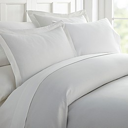 Pinstriped Patterned Duvet Cover Set