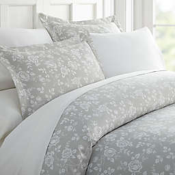 Home Collection Rose Duvet Cover Set