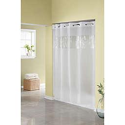Hooklessreg Frost 71 Inch W X 74 L Shower Curtain