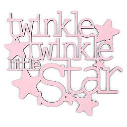Twinkle Twinkle Little Star 13-Inch x 11.5-Inch Framed Wall Art