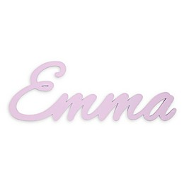8-Inch Personalized Wooden Name Sign