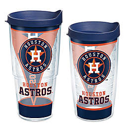 Tervis® MLB Houston Astros Batter Up Wrap Tumbler with Lid