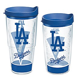 Tervis® MLB Los Angeles Dodgers Batter Up Wrap Tumbler with Lid