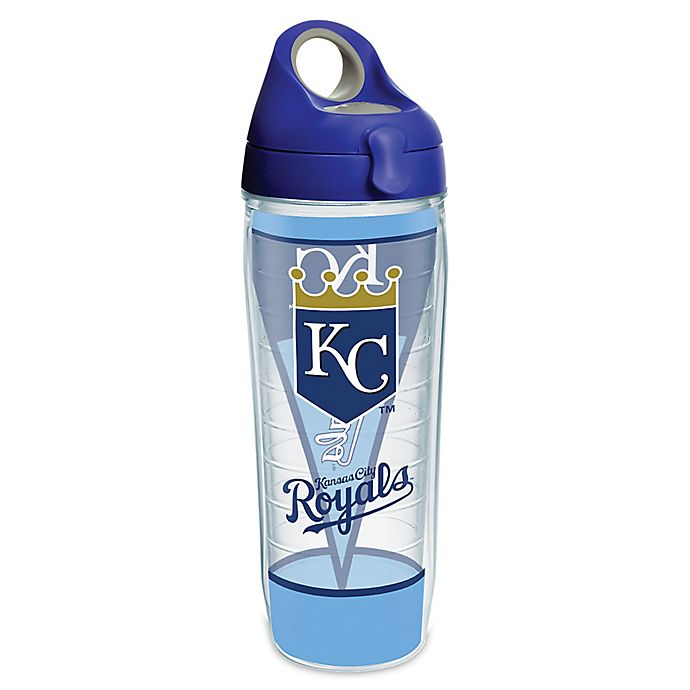 Alternate image 1 for Tervis® MLB Kansas City Royals Batter Up 24 oz. Water Bottle