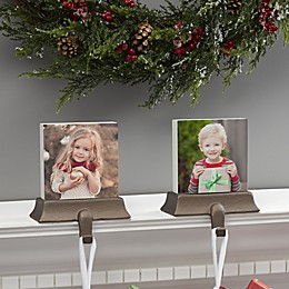 Photo Personalized Stocking Holder