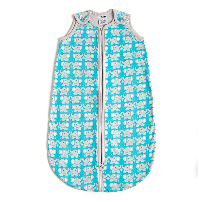 Alternate image 1 for Baby Deedee® Elephant Sleep Nest® Lite in Teal