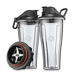 Vitamix® 2-Pack 20 oz. Blending Cups Starter Kit