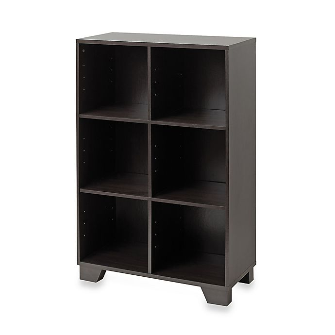 Alternate image 1 for Real Simple® 6-Cube Storage Unit