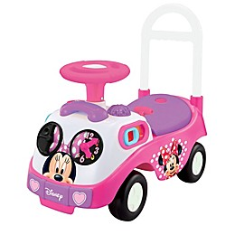 Disney® Minnie Mouse My First Activity Ride-On