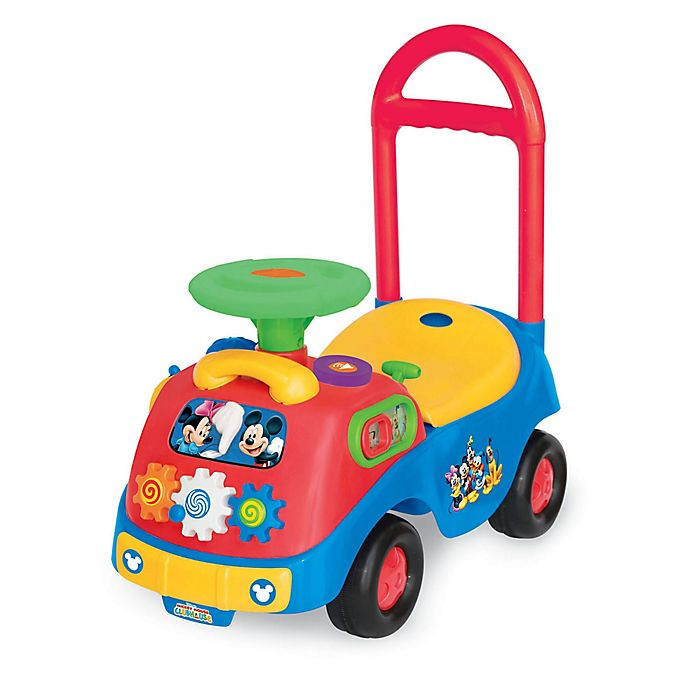 Alternate image 1 for Disney® Mickey and Friends Activity Gears Ride-On