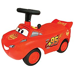 Disney® Pixar Cars 3 Lightning McQueen Light & Sound Ride-On