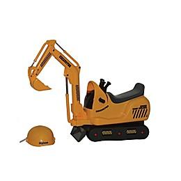 Skyteam Micro Construction Excavator Ride-On