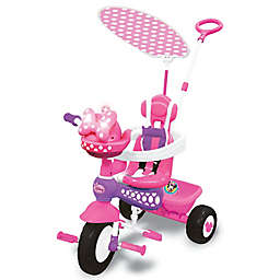 Disney® Minnie Mouse Push N' Ride Trike