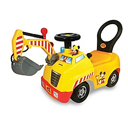 Disney® Mickey & The Roadster Racers Mickey Crane Ride-On