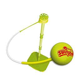 Mookie Early Fun Swing Ball in Green/Yellow