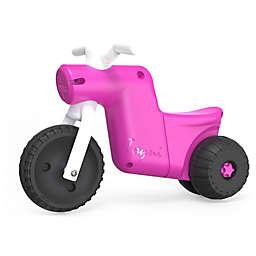 YBIKE Toyni Tricycle Balance Bike in Pink