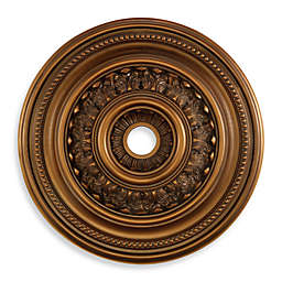 ELK Lighting English Study 32-Inch Ceiling Medallion in Antique Bronze