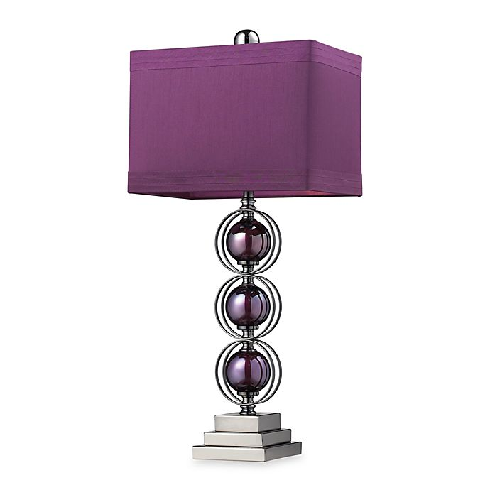 Alternate image 1 for Dimond Lighting Alva Contemporary Table Lamp