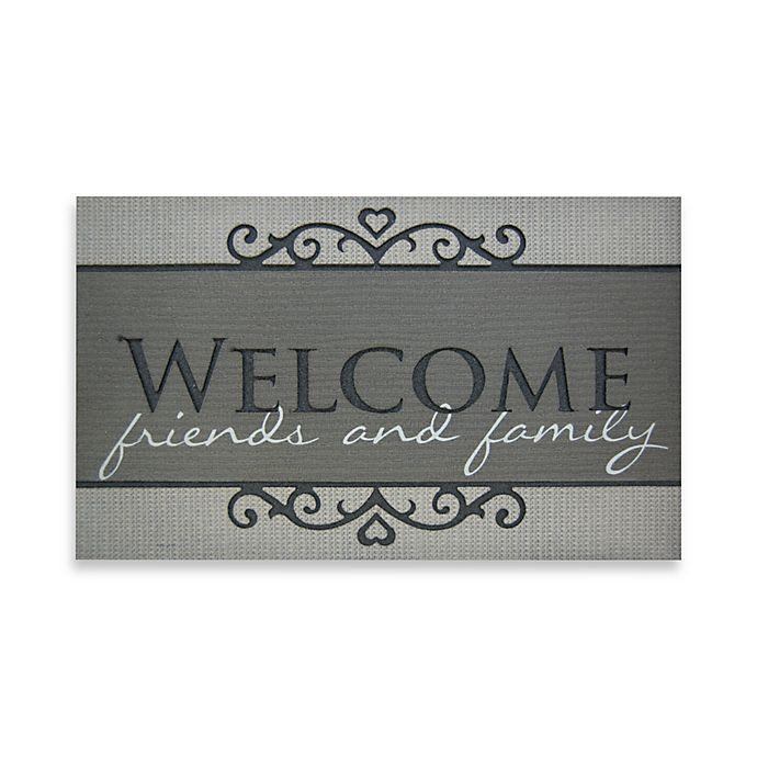 Alternate image 1 for Welcome Door Mat