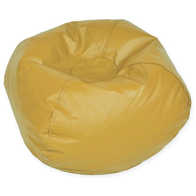 Alternate image 1 for Acessentials® Round Bean Bag Chair