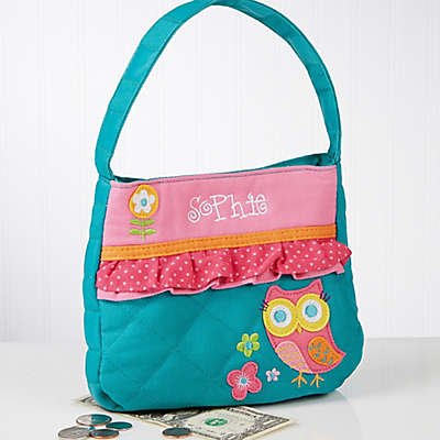 Stephen Joseph® Lovable Owl Embroidered Purse