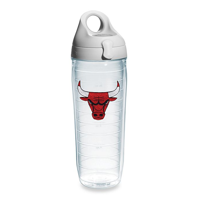 Alternate image 1 for Tervis® Chicago Bulls Logo 24-Ounce Water Bottle
