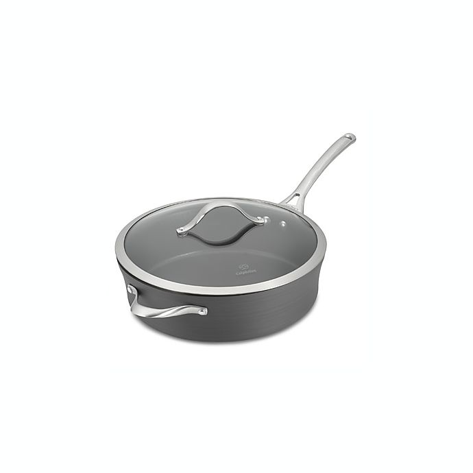 Alternate image 1 for Calphalon® Contemporary Nonstick 3 qt. Sauté Pan