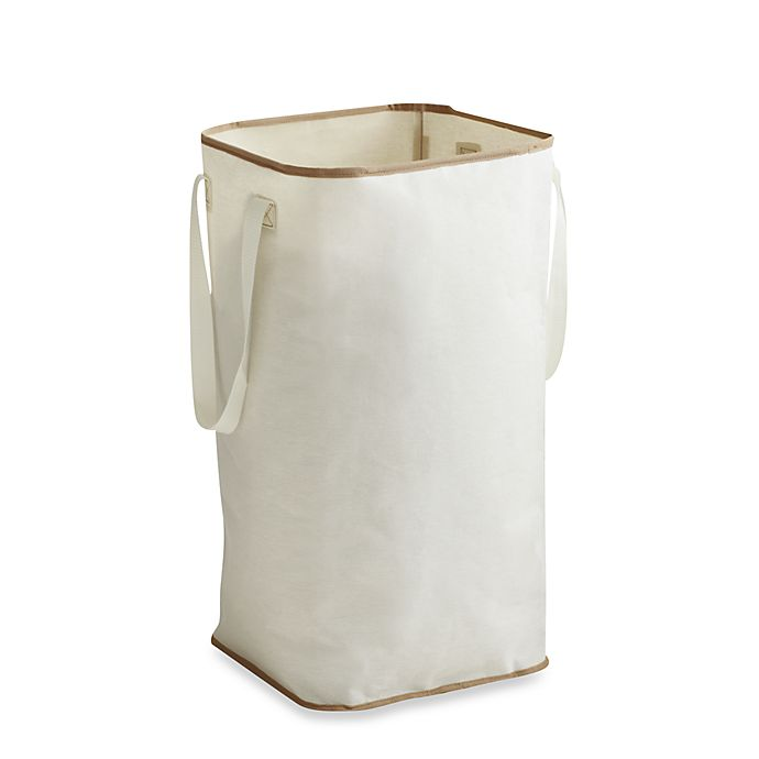 Alternate image 1 for Real Simple® Collapsible Hamper