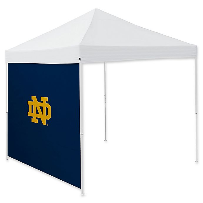 Alternate image 1 for Collegiate 9-Foot x 9-Foot Canopy Side Panel Collection