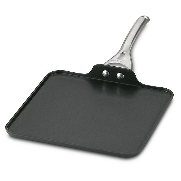 Alternate image 1 for Calphalon® Contemporary Nonstick 11-Inch Square Griddle