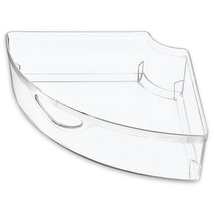 Alternate image 1 for iDesign® Lazy Susan Cabinet Bin
