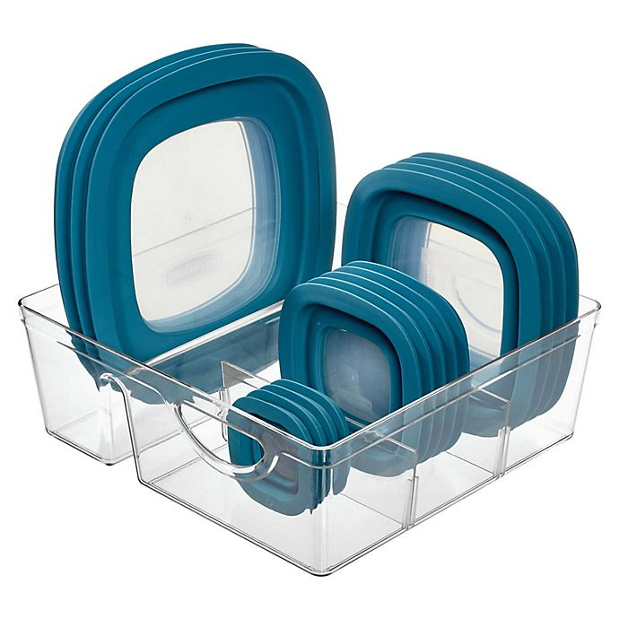 Alternate image 1 for iDesign® Cabinet Lid Organizer
