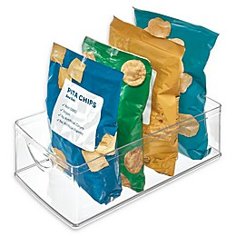 iDesign® Stackable Cabinet Bins