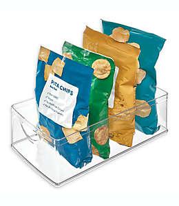 Contenedor iDesign® apilable de 40.64 cm x 20.32 cm