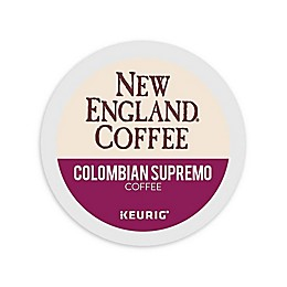 New England Coffee® Colombian Supremo Keurig® K-Cup® Pods 18 Count