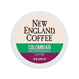 New England Coffee® Decaf Colombian Keurig® K-Cup® Pods 18 Count
