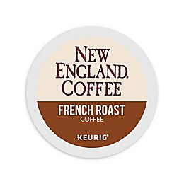 New England Coffee® French Roast Keurig® K-Cup® Pods 18 Count