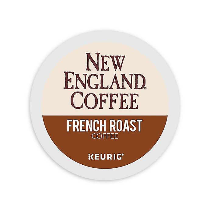 Alternate image 1 for Keurig® K-Cup® Pack 18-Count New England French Roast Coffee