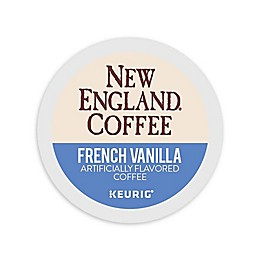 New England Coffee® French Vanilla Keurig® K-Cup® Pods 18 Count