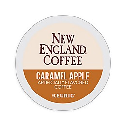 New England Coffee® Caramel Apple Coffee Keurig® K-Cup® Pods 18 Count