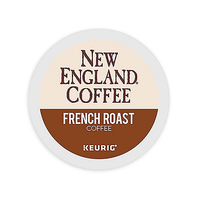 Alternate image 1 for Keurig® K-Cup® Pack 80-Count New England French Roast Coffee