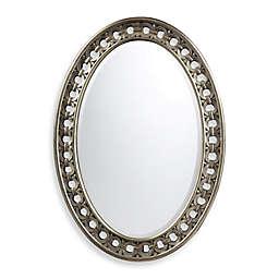 Dimond Lighting Sumner Antique Silver Mirror