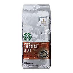 Starbucks® 120 oz. Breakfast Blend Ground Coffee