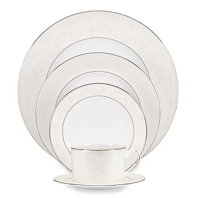 Alternate image 1 for kate spade new york Chapel Hill™ Dinnerware Collection
